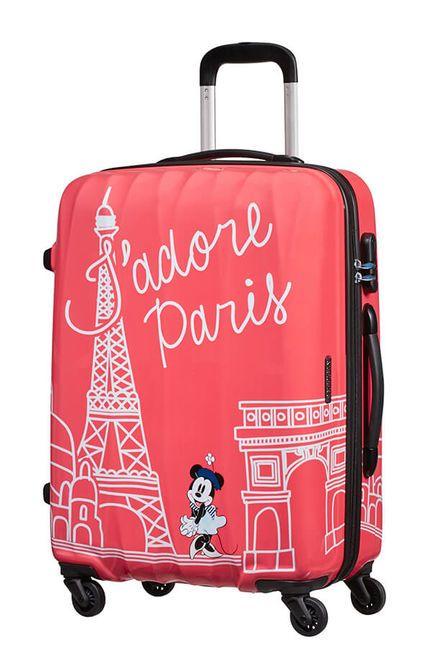 Cestovný kufor American Tourister Disney Legends Minnie Paris Spinner 75 19C*008 (64480)