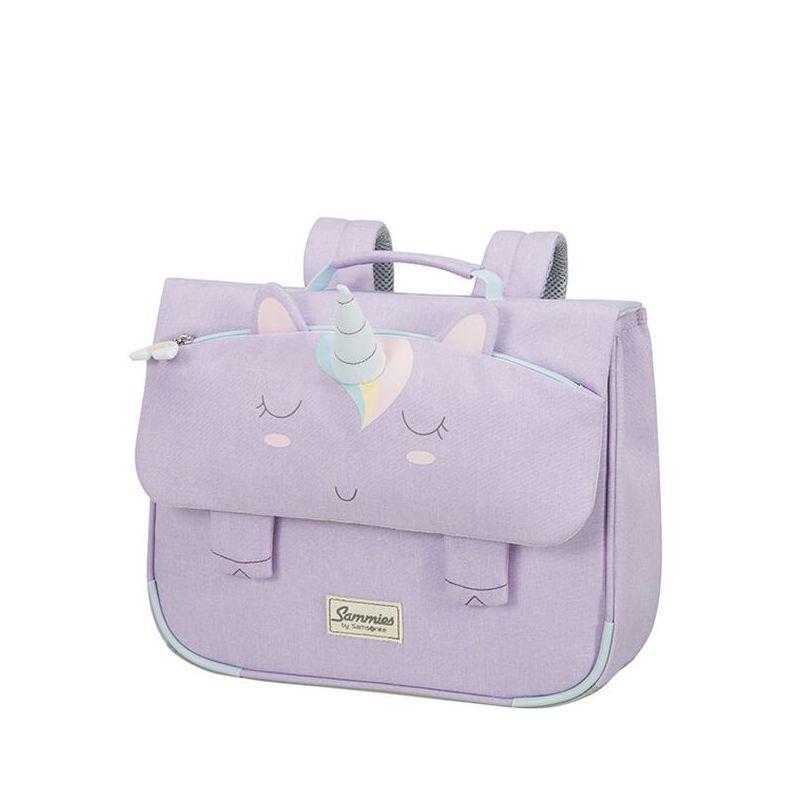 6af86e1f6c Detská školská taška Samsonite Happy Sammies Schoolbag S Unicorn Lily  CD0 014