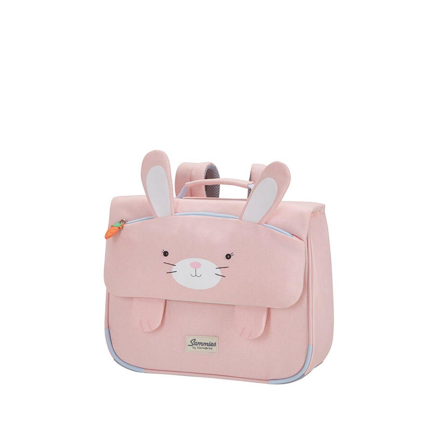 76af1feaa2 Detská školská taška Samsonite Happy Sammies Schoolbag S Rabbit Rosie  CD0 002