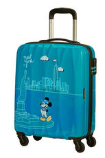Cestovný kufor American Tourister Disney Legends Alfatwist Mickey NYC Spinner 55 19C*019 (92699)