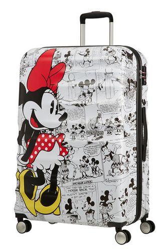 Cestovný kufor American Tourister Wavebreaker Disney Minnie Comics Spinner 77 31C*007