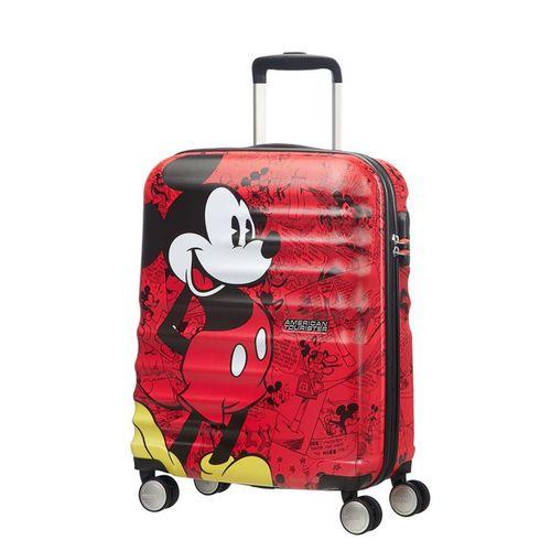 Cestovný kufor American Tourister Wavebreaker Disney Spinner 55 31C*001