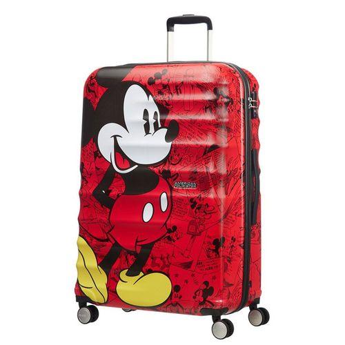 Cestovný kufor American Tourister Wavebreaker Disney Spinner 77 31C*007