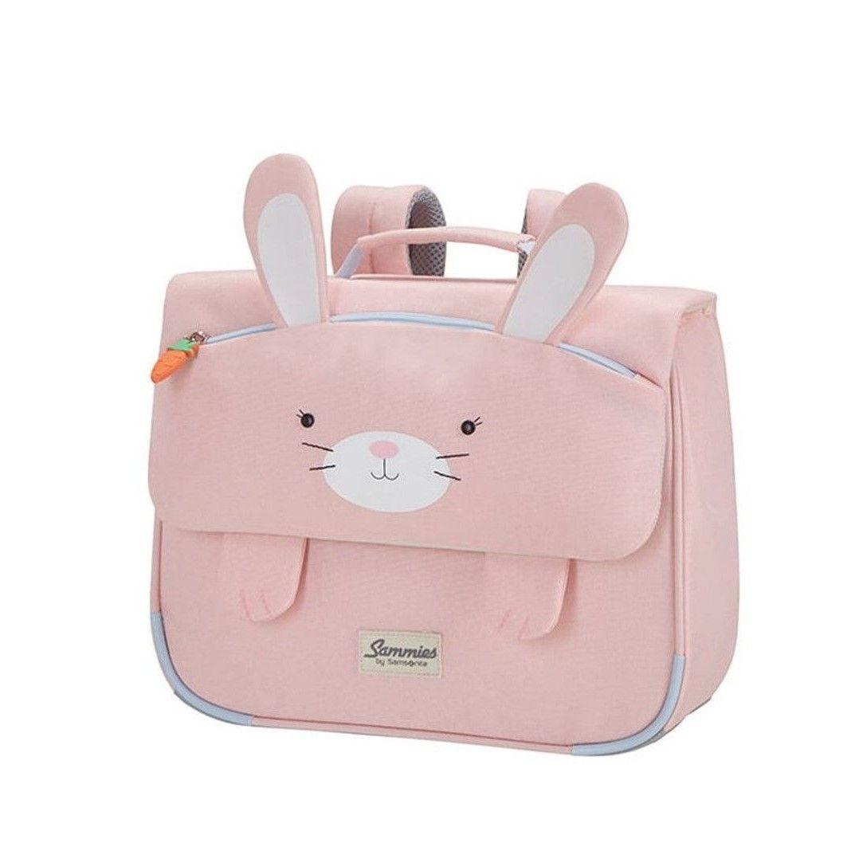 57feb3be4f Detská školská taška Samsonite Happy Sammies Schoolbag S Rabbit Rosie  CD0 002