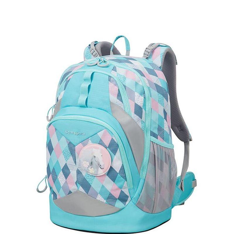 8ecd9609e9d98 zväčšiť obrázok. Novinka. Detský batoh Samsonite Ergofit Backpack L CH1*002