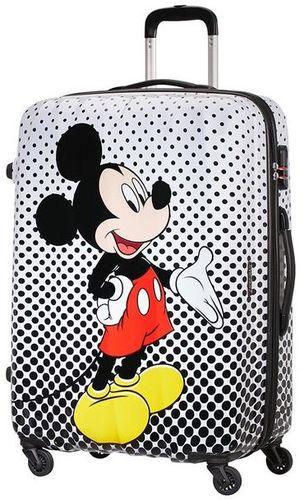 Cestovný kufor American Tourister Disney Legends Polka Dot Mickey Spinner 75 19C*008