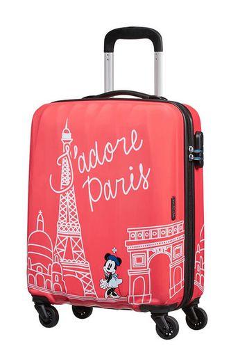 Cestovný kufor American Tourister Disney Legends Alfatwist Minnie Paris Spinner 55 19C*019