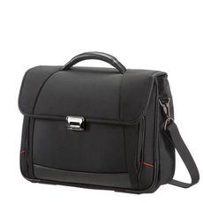 "Aktovka Samsonite Pro-DLX Briefcase 2 Gussets 16"" 35V*005"