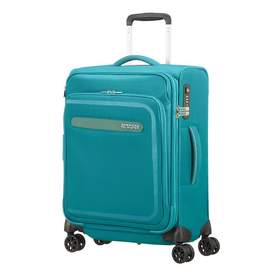 Cestovný kufor American Tourister AirBeat Spinner 55 Exp. 45G*002