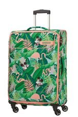 Cestovný kufor American Tourister Funshine Disney Minnie Miami Palms Spinner 66 49C*003