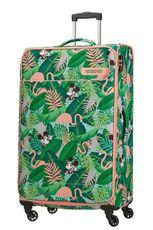Cestovný kufor American Tourister Funshine Disney Minnie Miami Palms Spinner 79 49C*004