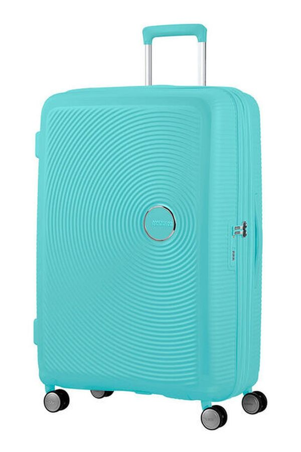 Cestovný kufor American Tourister Soundbox Spinner 77 Exp. 32G*003