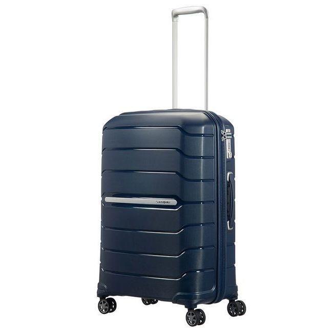 Cestovný kufor Samsonite Flux Spinner 55 Exp. CB0*001