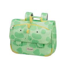 32162b15b5f31 Detská školská taška Samsonite Happy Sammies Schoolbag S Dino Rex CD0*022