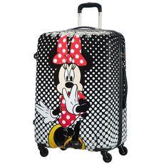 Cestovný kufor American Tourister Disney Legends Polka Dot Minnie Spinner 75 19C*008