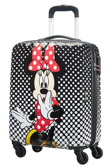 Cestovný kufor American Tourister Disney Legends Polka Dot Minnie Spinner 55 19C*019 (92699)