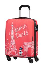 Cestovný kufor American Tourister Disney Legends Alfatwist Minnie Paris Spinner 55 19C*019