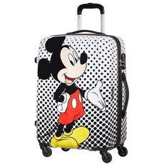 Cestovný kufor American Tourister Disney Legends Polka Dot Mickey Spinner 65 19C*007