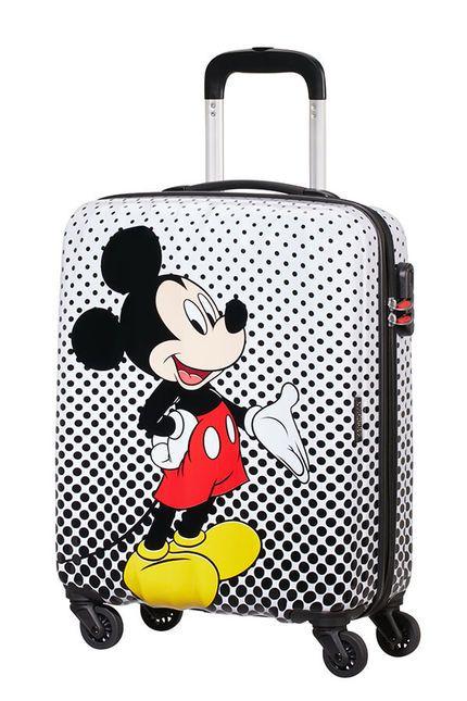 Cestovný kufor American Tourister Disney Legends Polka Dot Mickey Spinner 55 19C*019 (92699)