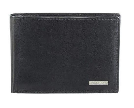 Pánska kožená peňaženka Samsonite Derry SLG 10V*015