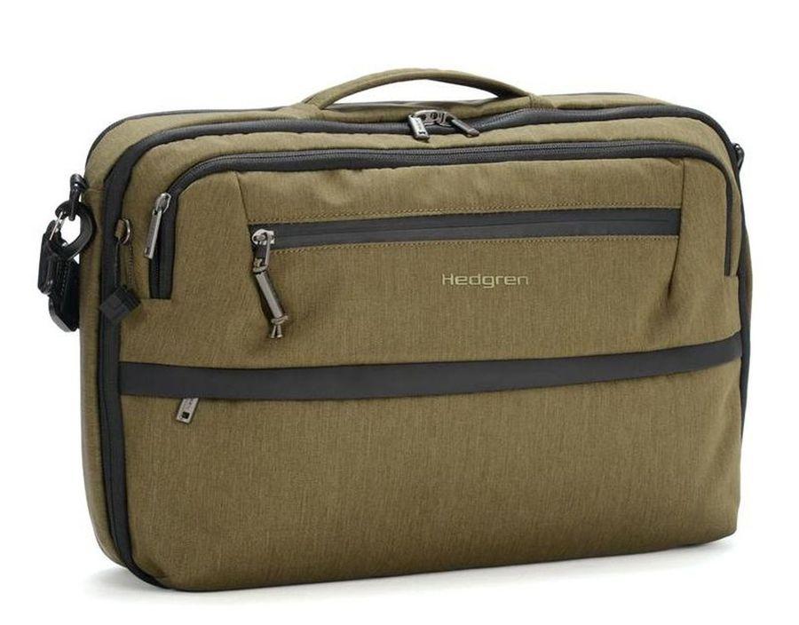 "taška na notebook Hedgren Midway Focused 3 Way Briefcase Backpack 15,6"" HMID06"