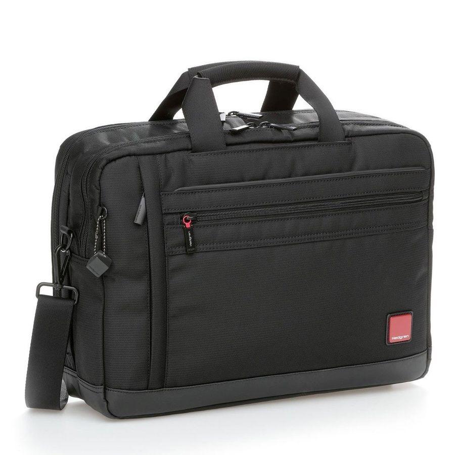 "Taška na rameno/batoh na notebook Hedgren Red Tag Thrust 3-Way Bag 15,6"" HRDT04"