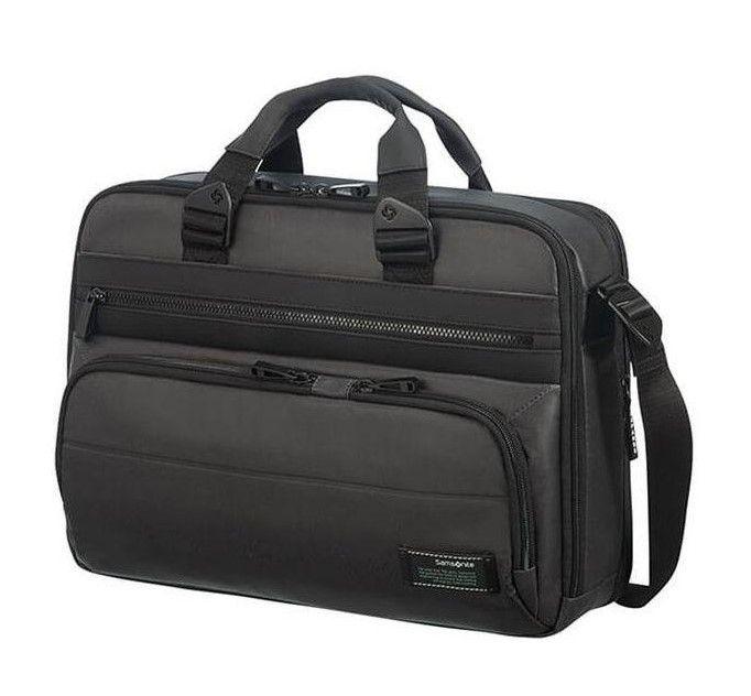 "Taška na notebook Samsonite CityVibe 2.0 Laptop Bailhandle 15,6"" Exp. CM7*004"