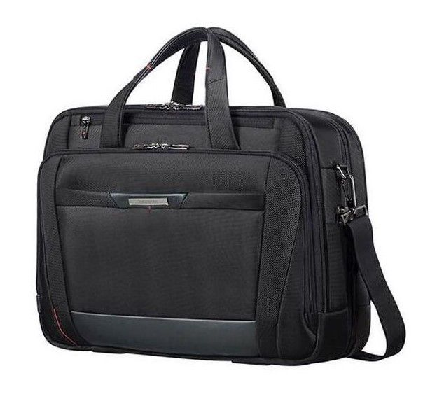 "Taška na notebook Samsonite Pro-DLX 5 Lapt. Bailhandle 17,3"" EXP CG7*006"
