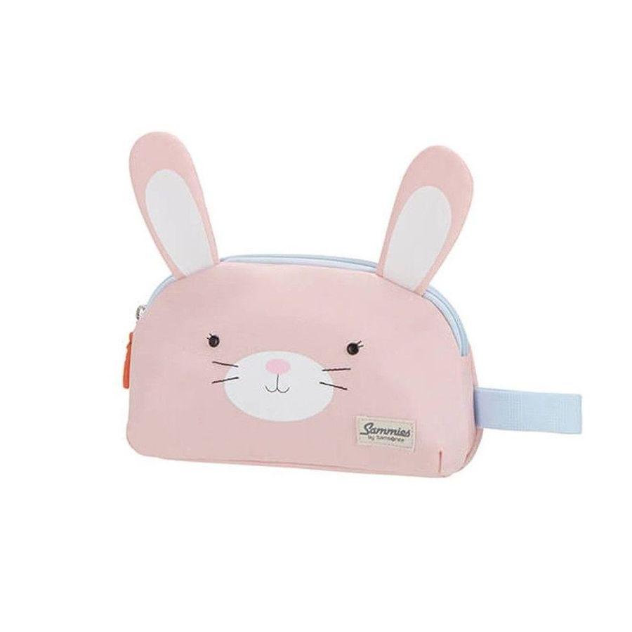 Toaletná taška Samsonite Happy Sammies Toilet Kit Rabbit Rosie CD0*004