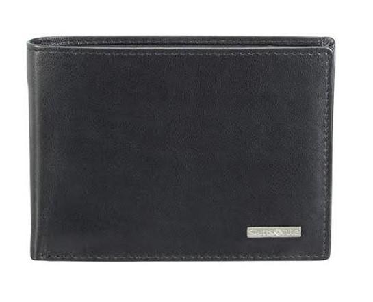 613fd13b1200f Pánska kožená peňaženka Samsonite Derry SLG 10V*015 - INBAG.sk